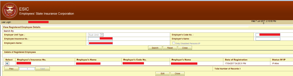 How to change esic dispensary address in online how to change esic dispensary address spiritdancerdesigns Gallery